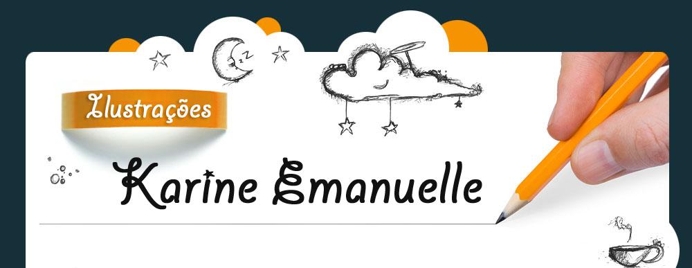 Karine Emanuelle - Ilustrações