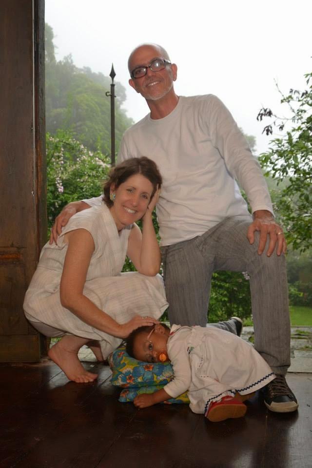 Papai, Mamãe e Gabi