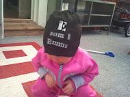 """""""E som i Emma""""-mössan"""
