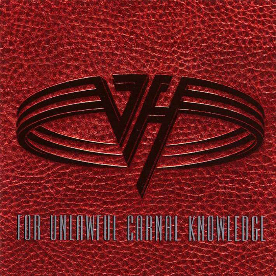 CD Review: For Unlawful Carnal Knowledge, by Van Halen (1991)