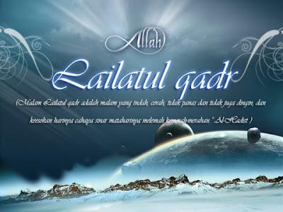 Menggapai Malam Lailatul Qadr