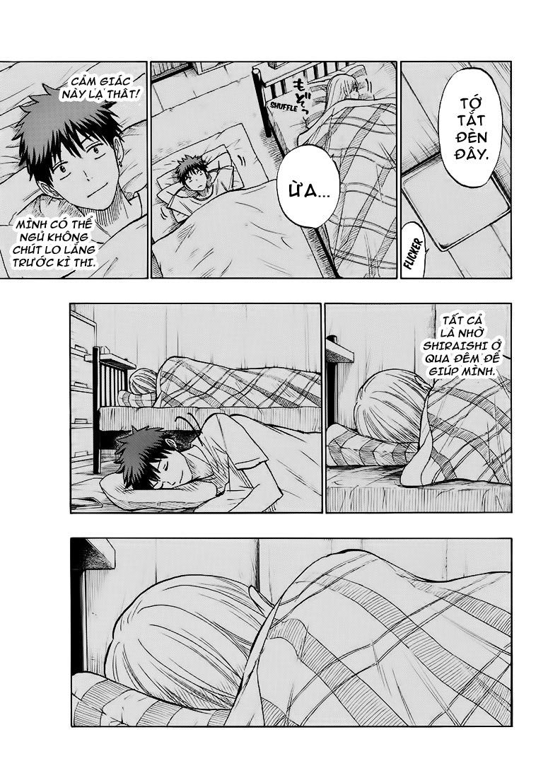Yamada-kun to 7-nin no majo chap 186 Trang 19 - Mangak.info