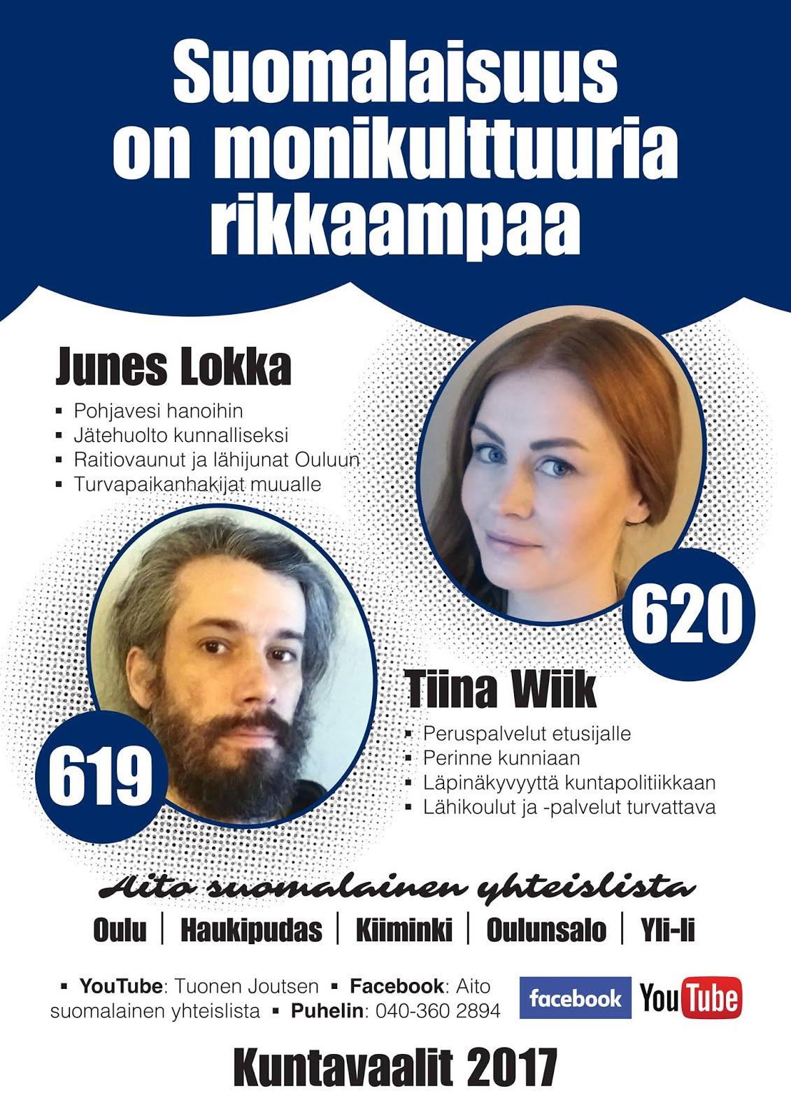 Aito suomalainen yhteislista