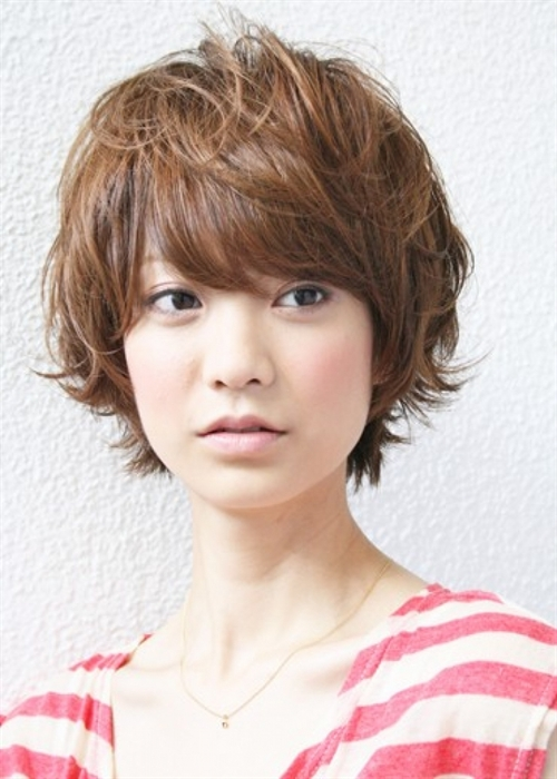 Short Japanese Haircut 2013 In Hottest Trends 2013 Hair Styles