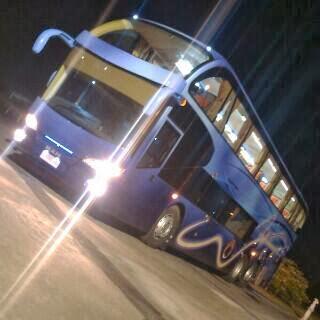 Bus terbaru PO Nusantara MAN R37