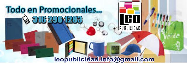 REGALOS PUBLICITARIOS PROMOCIONALES EN MANIZALES