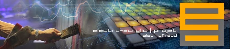 Electro-Acrylic Project