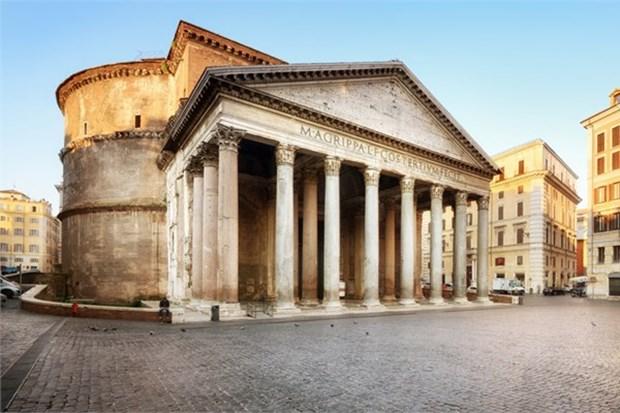 Panteon Kilisesi Roma, İtalya