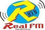 ouvir a radio Real FM 93,9 ao vivo e online Resende