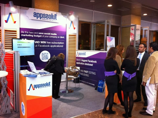 webit 2013 appssolut stand