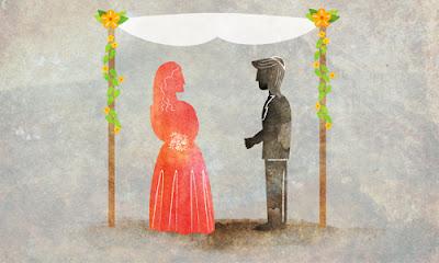 Há três parceiros num casamento – homem, mulher e D'us