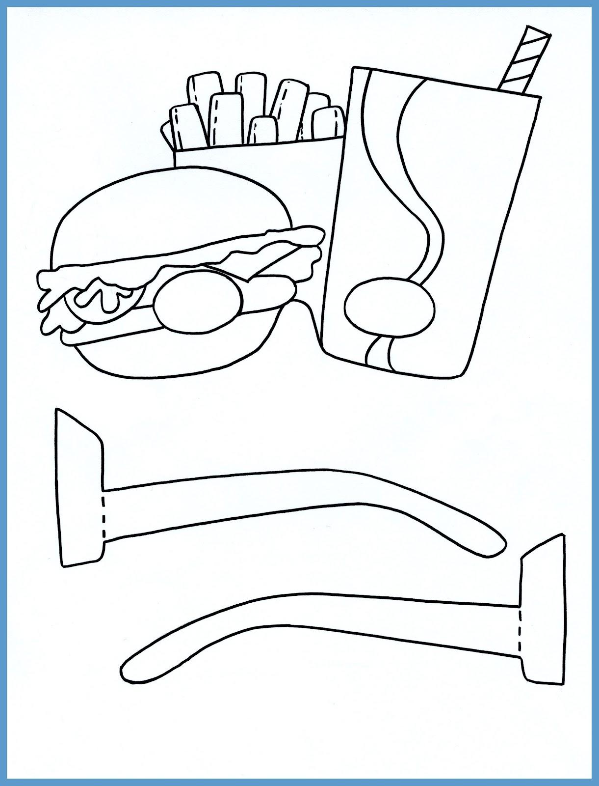 Gafas de Carnaval - Manualidades Infantiles