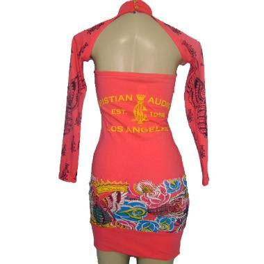 Dicas de Modelos de Vestidos Ed Hardy