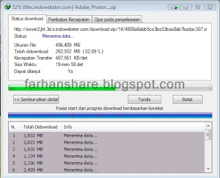 Cara Menonaktifkan/Disable Internet Download Manager (IDM)