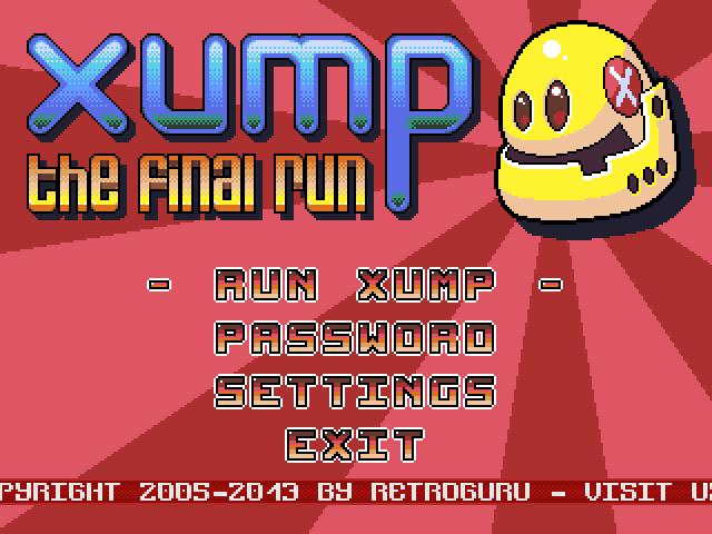 El arcade de puzles Xump actualizado para GameCube y Wii