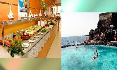 hoteles todo incluido playa