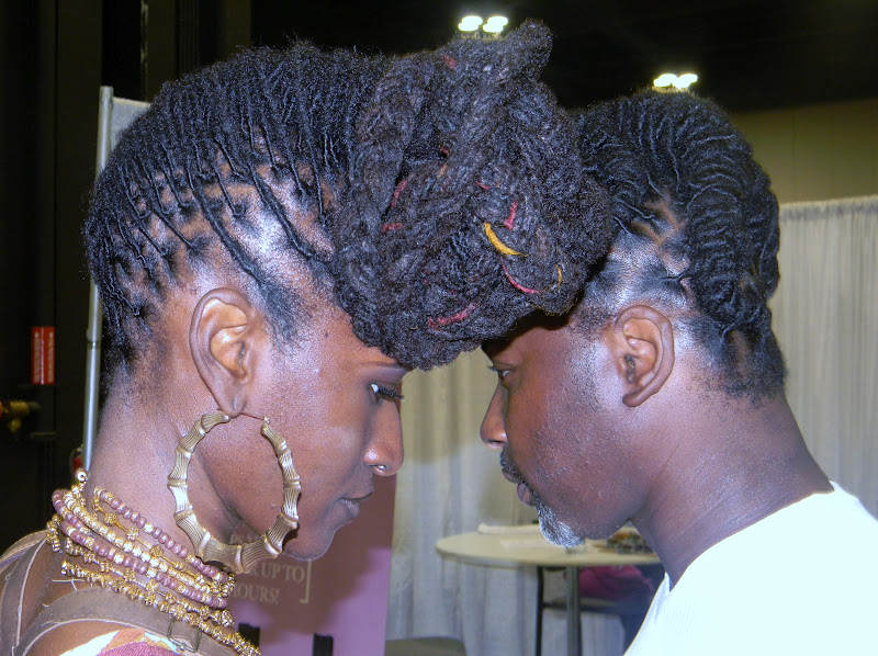 World Image Naturals The World Natural Hair Show