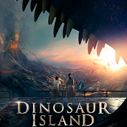 Poster Dinosaur Island 2014