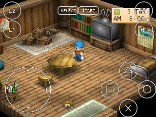 Harvest Moon Android Back To Nature