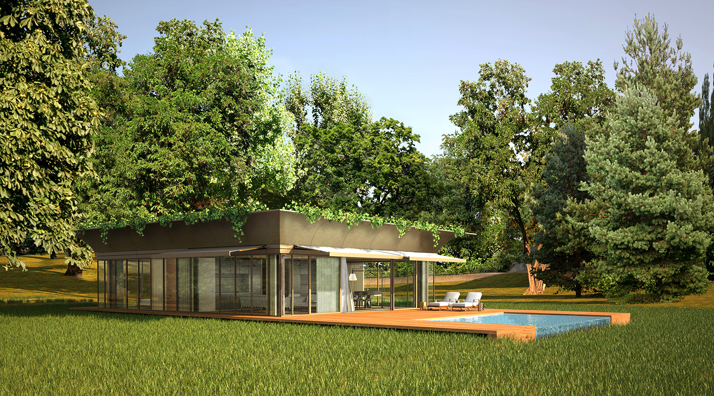 P A T H Manufactured Homes By Riko And Philippe Starck