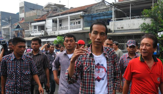 Kisah Ajudan Jokowi Soal Tidur Dan Makan Semeja [ www.BlogApaAja.com ]