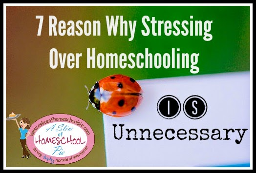 7-Reasons-Why-Stressing-Over-Homeschooling-Is-Unnecessary-ASliceOfHomeschoolPie