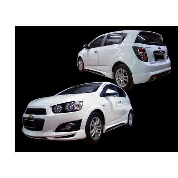 Bodykit VW Chevrolet Aveo Sport