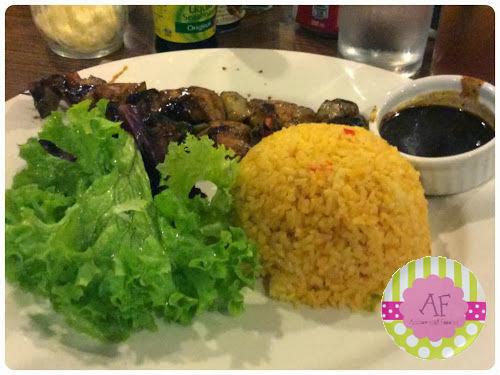 Café Lidia - Chicken Kebab
