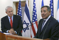 Netanyahu and Panetta