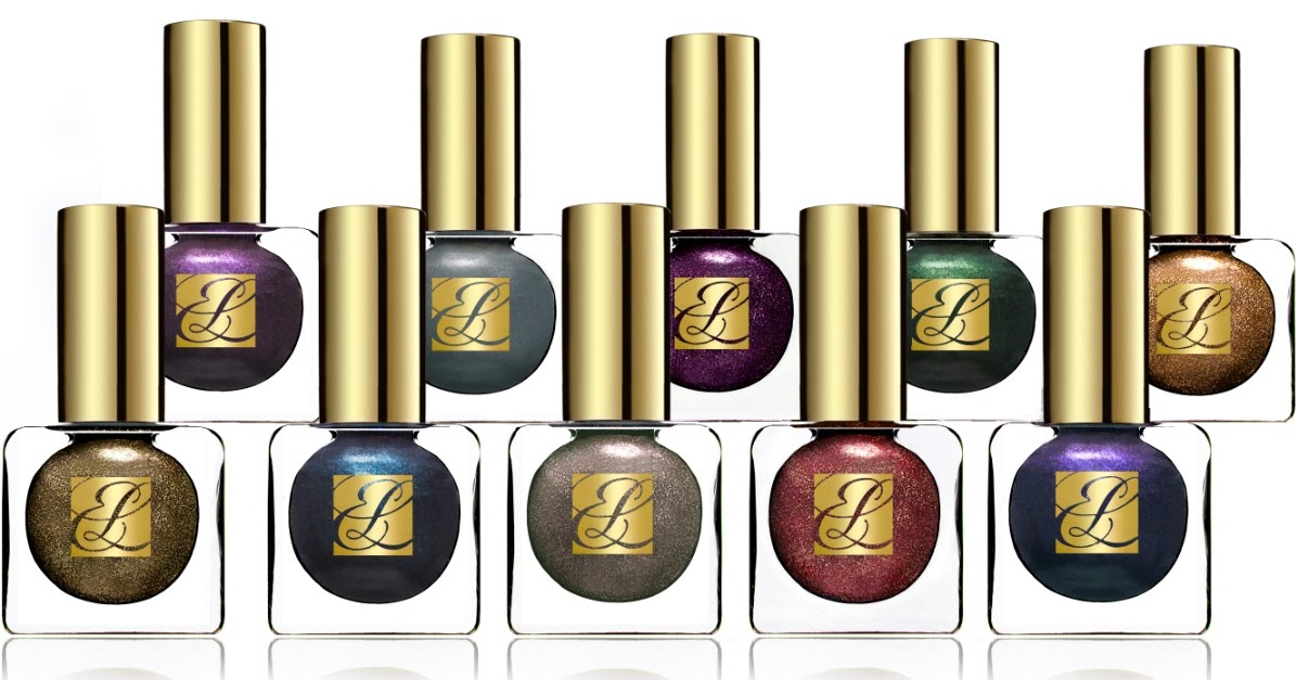Best Things in Beauty: Estée Lauder Pure Color Nail Lacquer for Fall ...