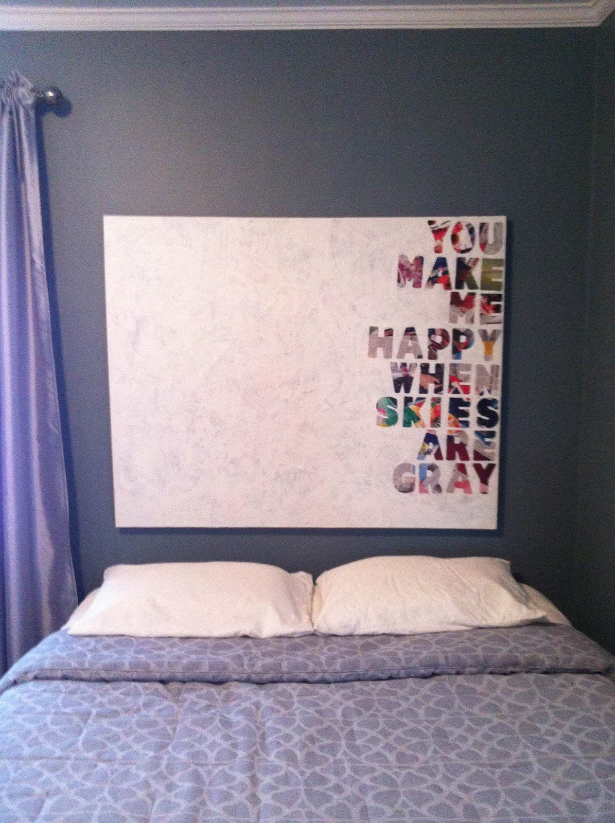Diy canvas quotes art quotesgram Diy canvas art