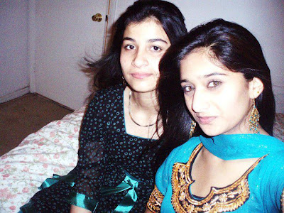 Two Decent Pakistani Girls Photo
