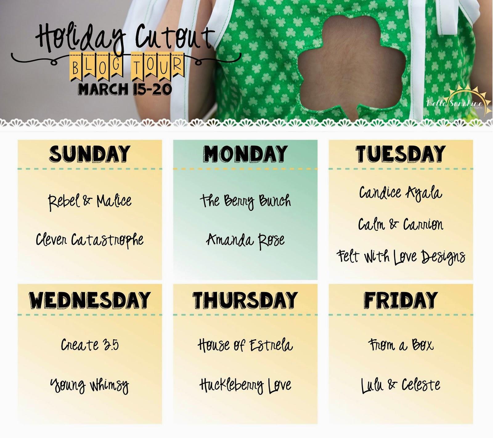 THe Berry Bunch: Bella Sunshine Design Holiday Cutout Dress: Blog Tour