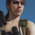 Metal Gear Solid 5 : The Phantom Pain Character Making Quiet