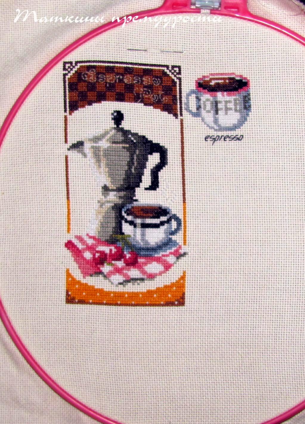 кофейный процесс