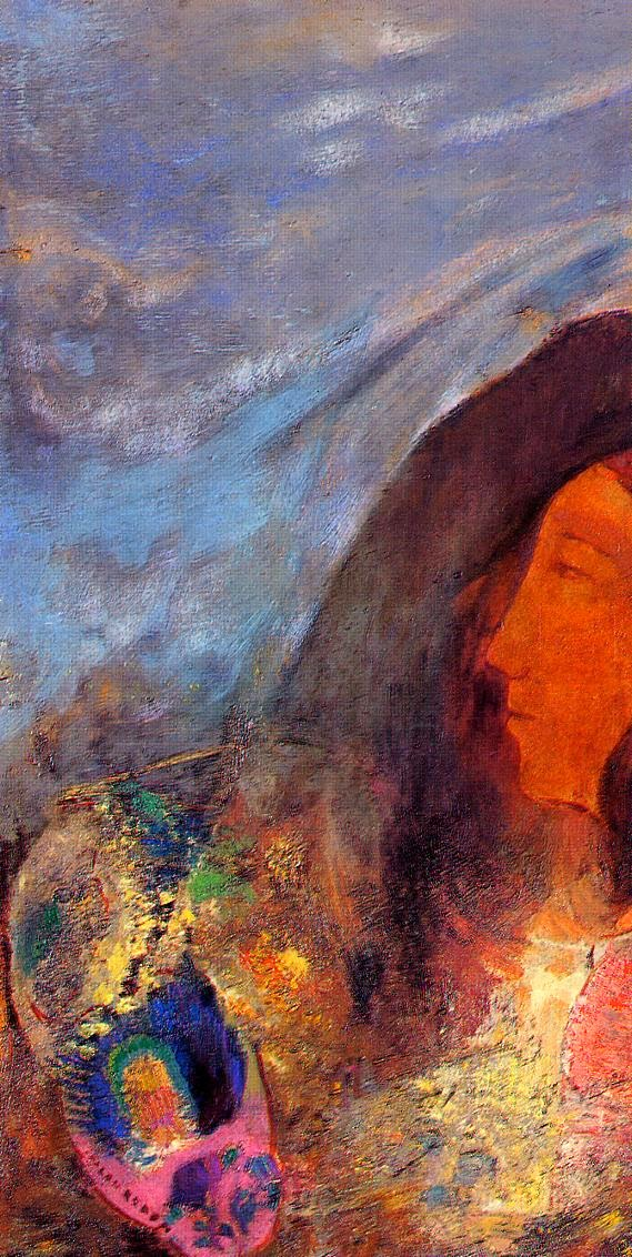 Poet's Dream, s.f., Odilon Redon