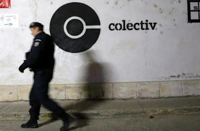 Club Colectiv, Románia, bukaresti tűzvész, Bukarest, Magyarország, Goodbye To Gravity,