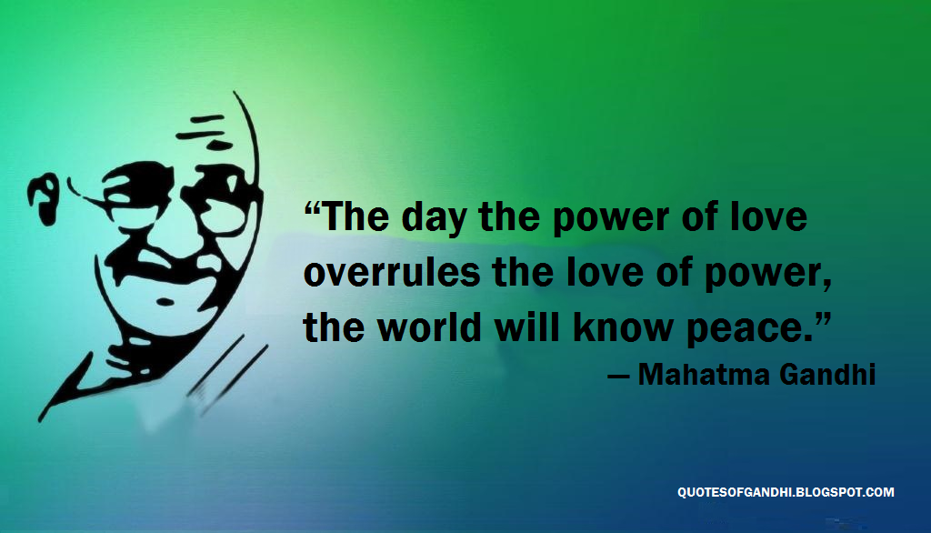 Mahatma Gandhi Quotes On Love Simple Mahatma Gandhi Quotes On Love  Mahatma Gandhi Quotes
