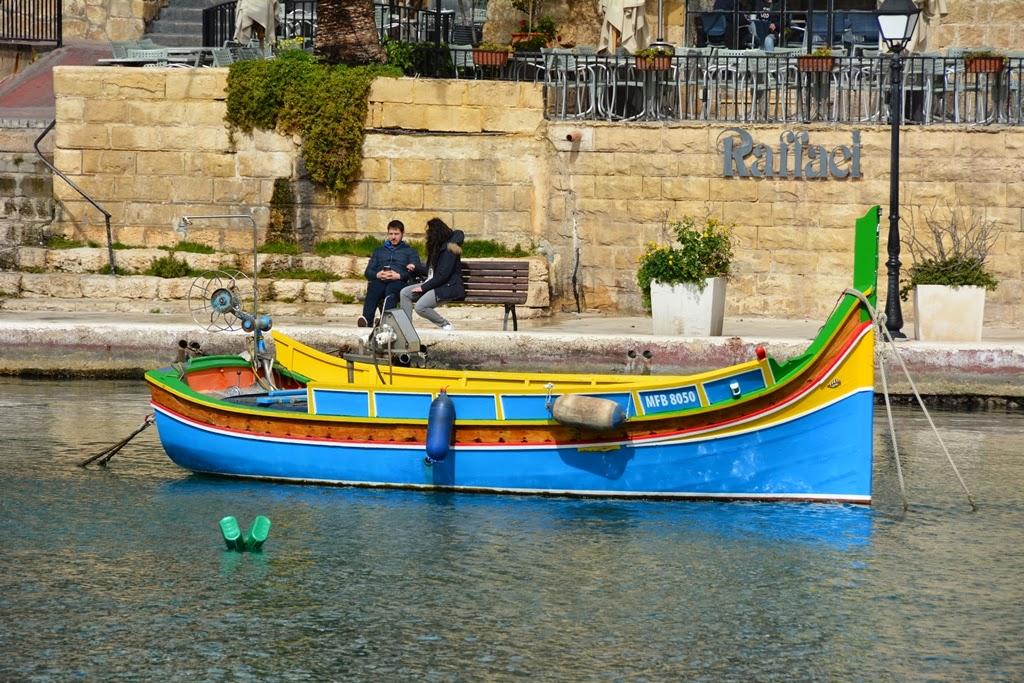 St. Julians boat