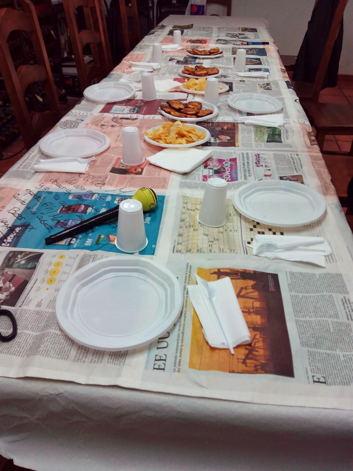 La cocina de leyre fiesta del periodismo - Cocinas leyre ...