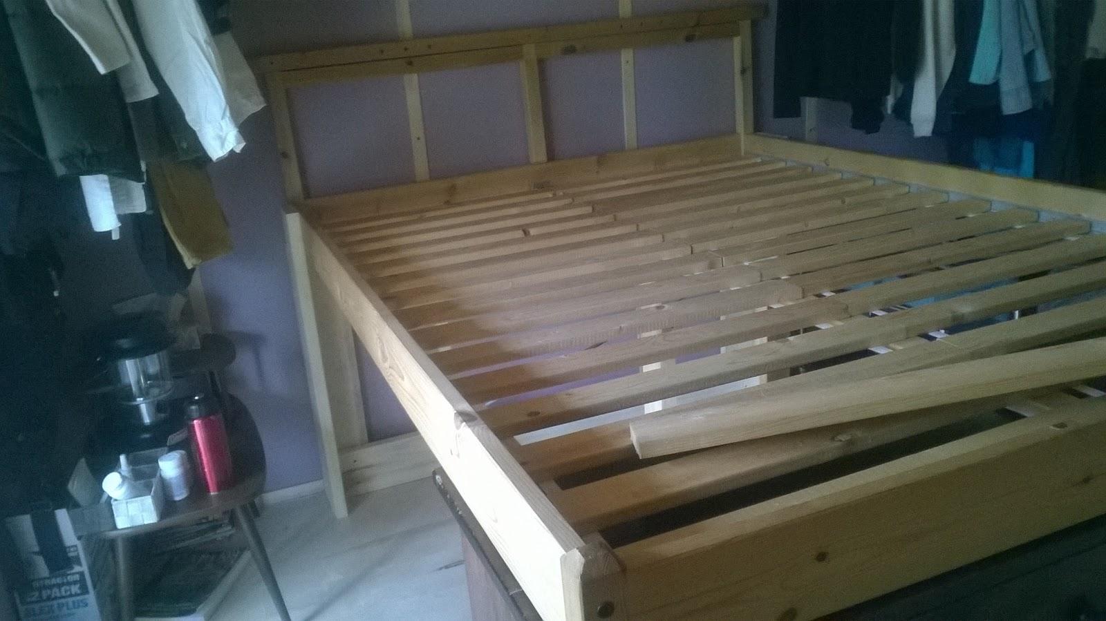 Aiki Homestead A Very Raised Bed