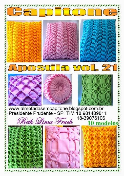 APOSTILA PONTOS DE CAPITONE VOLUME 21