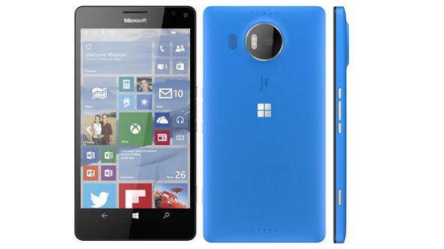 caratteristiche lumia 950
