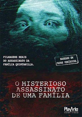 Filme Poster O Misterioso Assassinato de Uma Família DVDRip XviD Dual Áudio & RMVB Dublado
