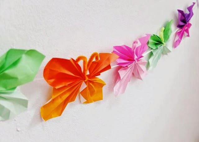 guirnalda-mariposas-papel-diy
