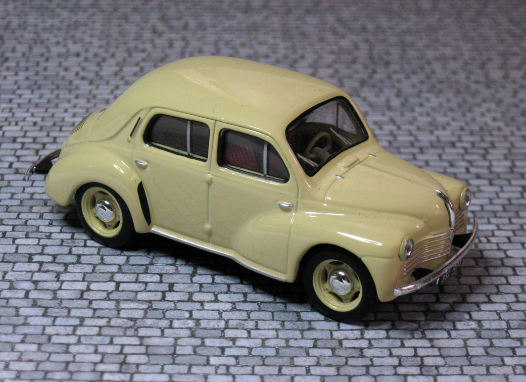 collection 43  france 1950   u0026quot renault 4cv u0026quot