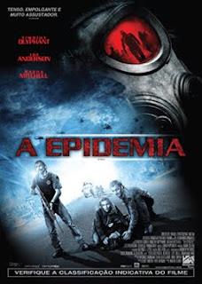 Filme Poster A Epidemia DVDRip RMVB Legendado