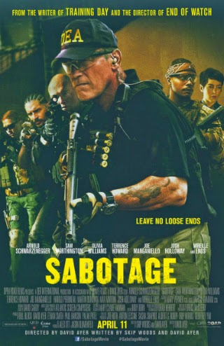 Sabotage [2014] [DVD5] [Final] [Latino]