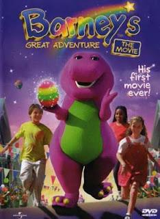 La Gran Aventura de Barney (1998) Online