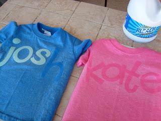 Reciclatex Cómo personalizar camisetas con nuestros nombres